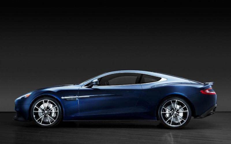 Aston Martin Vanquish Edição Centenário 007 de Daniel Craig (Reuters)