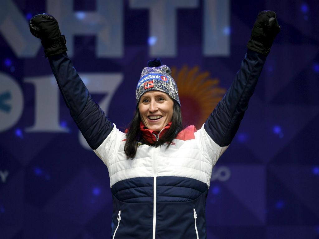 Marit Björgen (Reuters)