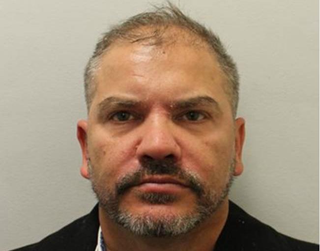 Ângelo Jardim - condenado em Londres por tráfico de droga
