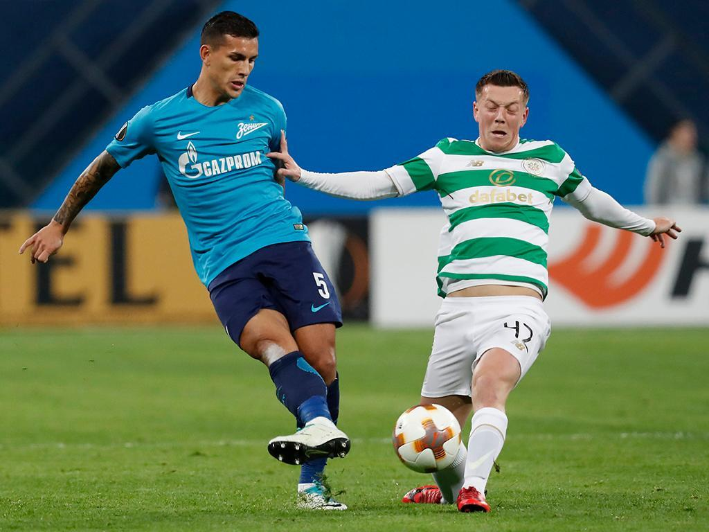 Zenit-Celtic (Lusa)