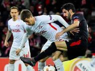 Athletic Bilbao-Spartak Moscovo (Lusa)