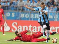 Grémio-Independiente (Lusa)