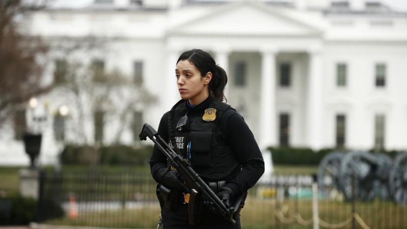 Casa Branca - segurança