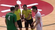 Futsal: Sp. Braga-Leões de Porto Salvo, 2-2