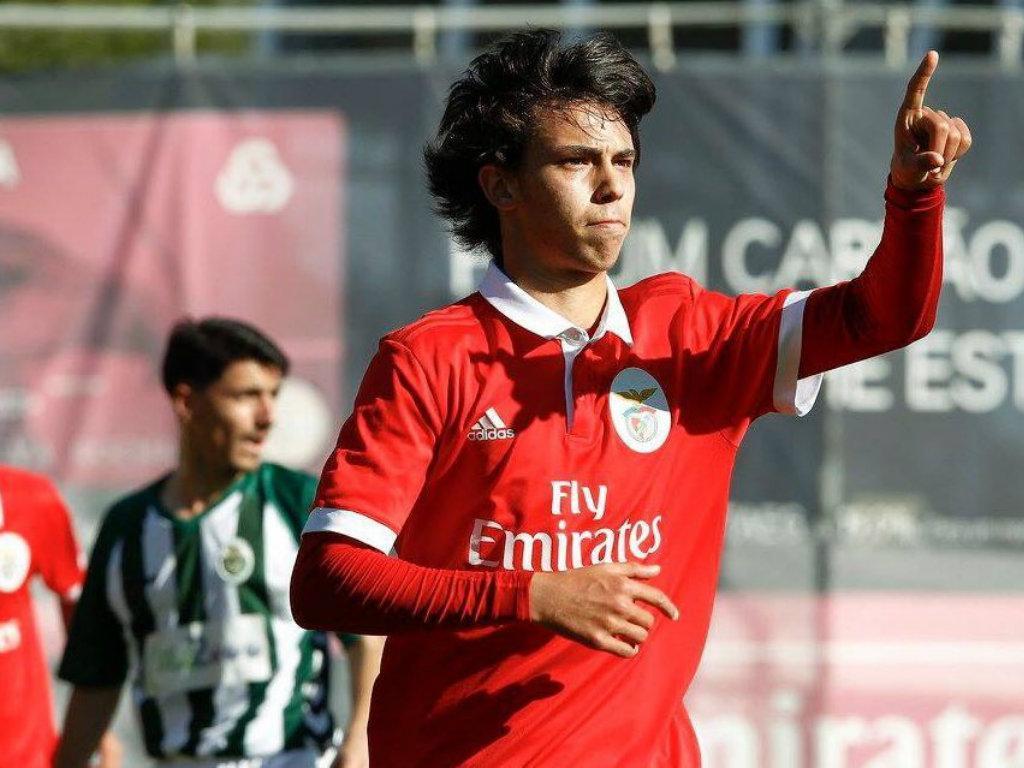 João Felix (Foto: Benfica)