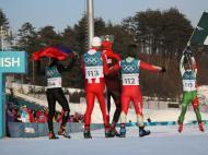 Jogos Olímpicos Inverno: Pita, Lam e Madrazo, os últimos