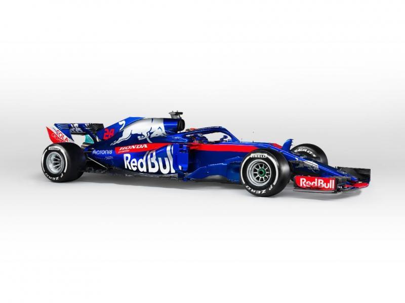 Monolugar Toro Rosso