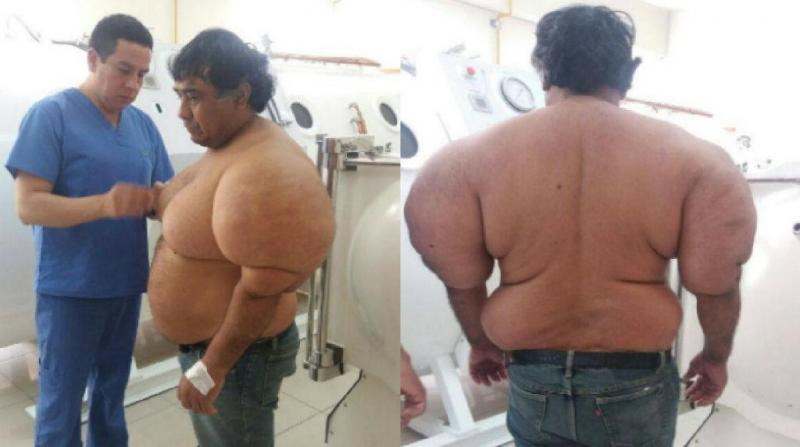 Alejandro Ramos Martinez - mergulhador/mariscador peruano