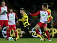 Dortmund-Augsburgo (Lusa)