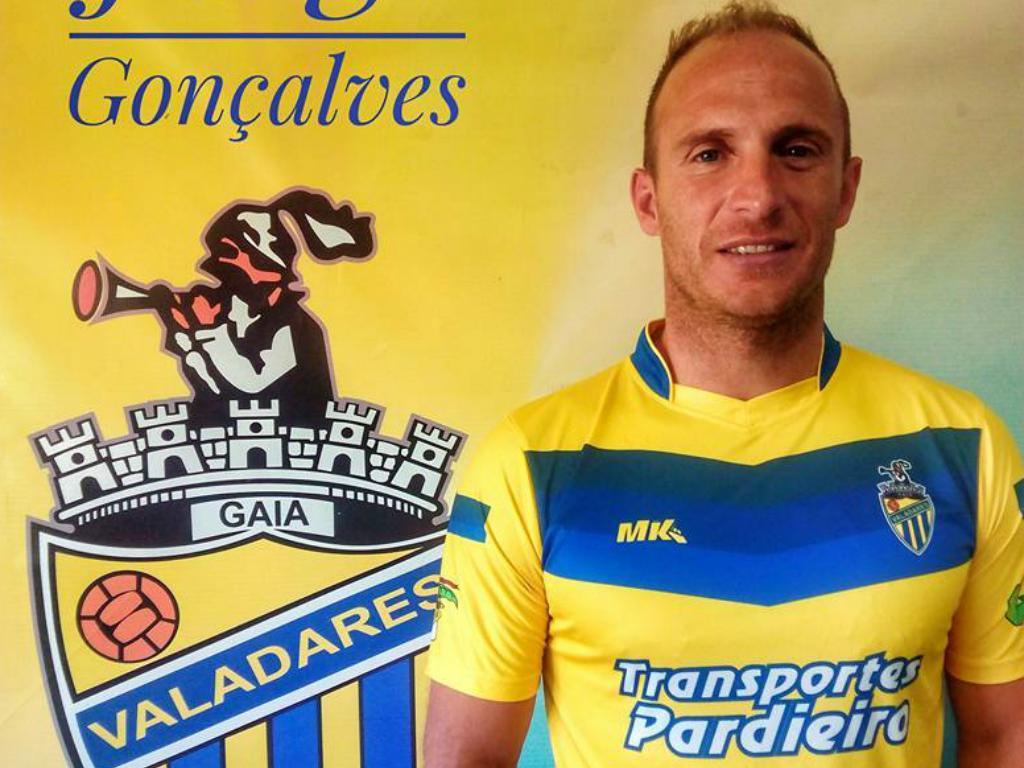 Jorge Gonçalves (Foto: Valadares Gaia FC)