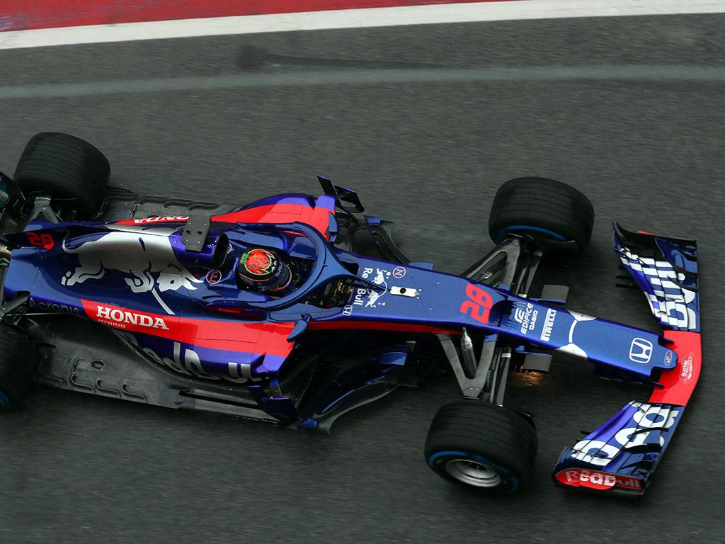 Formula 1: Testes em Barcelona (Reuters)