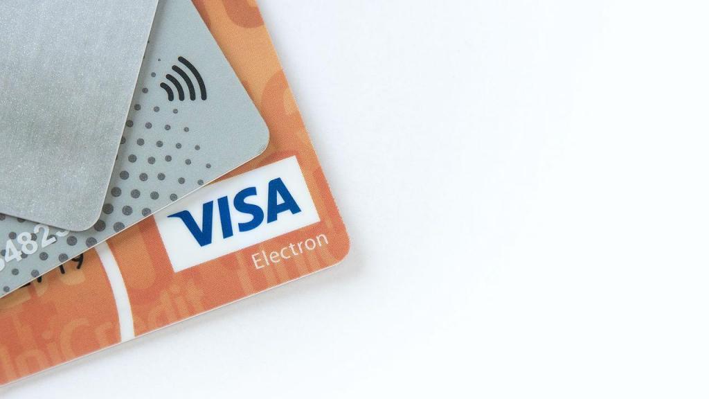 Cartões de pagamento