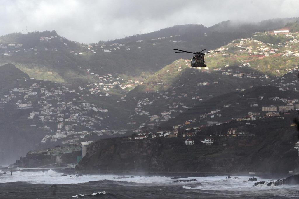 Buscas na Madeira