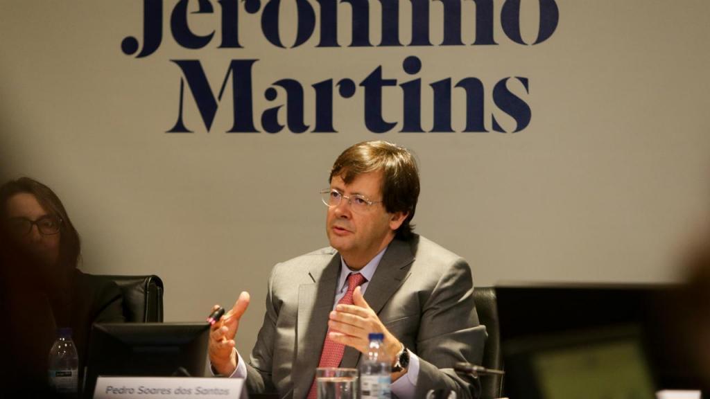Pedro Soares dos Santos - Jerónimo Martins
