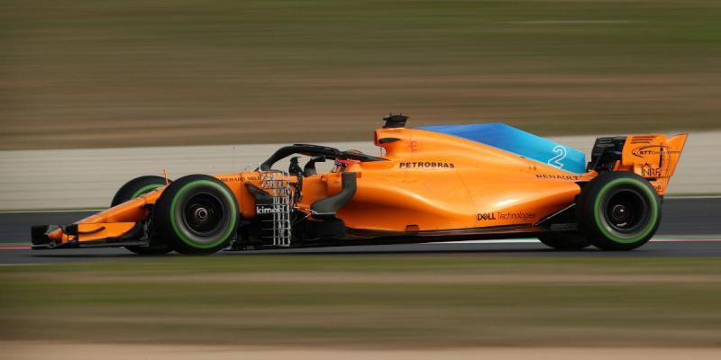 Stoffel Vandoorne - McLaren (Reuters)