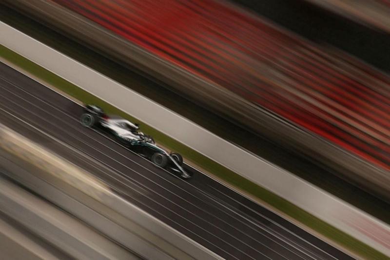 Lewis Hamilton - Mercedes (Reuters)
