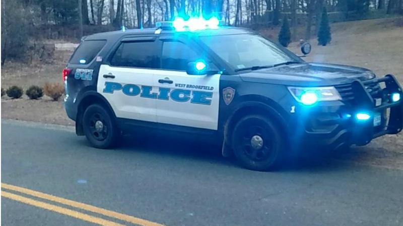 Polícia de West Brookfield