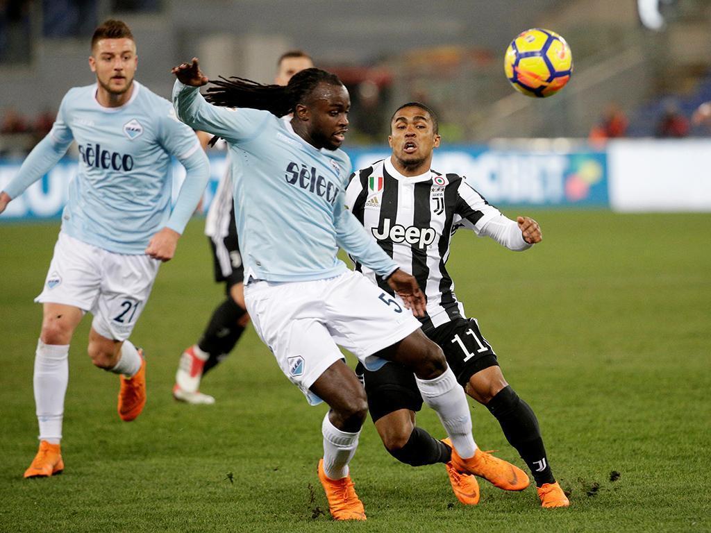 Lázio-Juventus (Lusa)