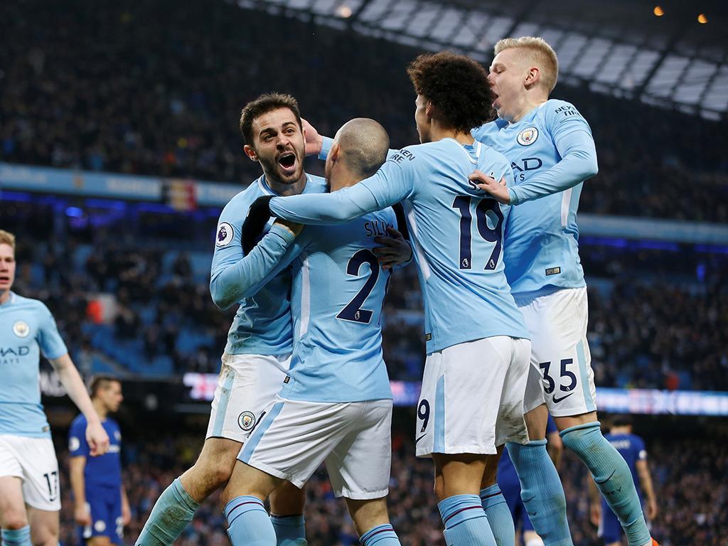 Manchester City-Chelsea (Reuters)