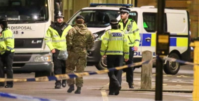 Polícia - Salisbúria (Inglaterra) (arquivo)