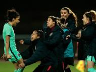 Futebol Feminino: Portugal-Noruega (Lusa)