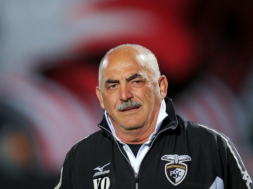 Vítor Oliveira (Lusa)