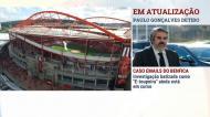 Assessor jurídico da SAD do Benfica detido pela PJ