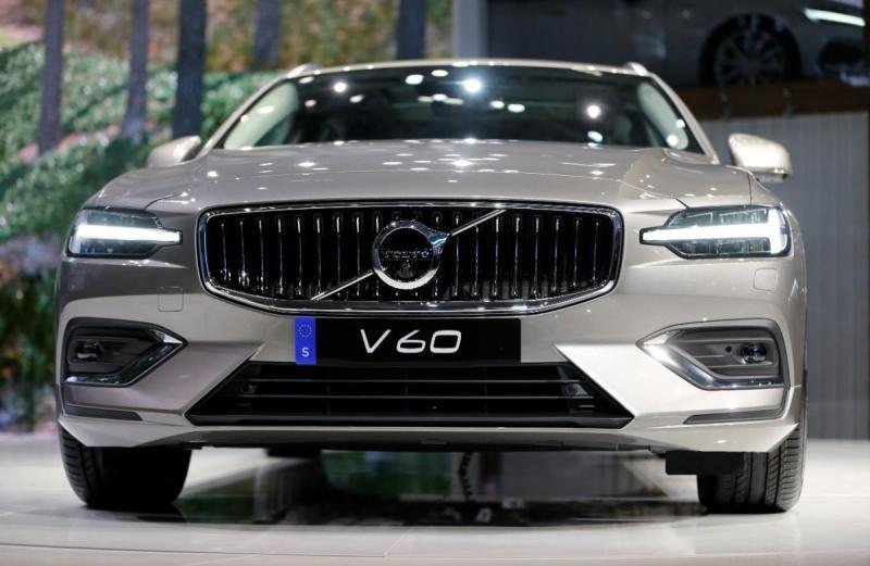 Salão de Genebra - Volvo V60 (Reuters)