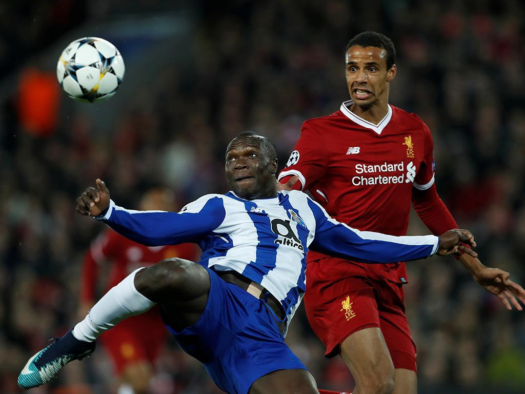 Liverpool-FC Porto (Reuters)