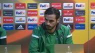 Bryan Ruiz: «Leão tem muito futuro, mas ainda tem de trabalhar»