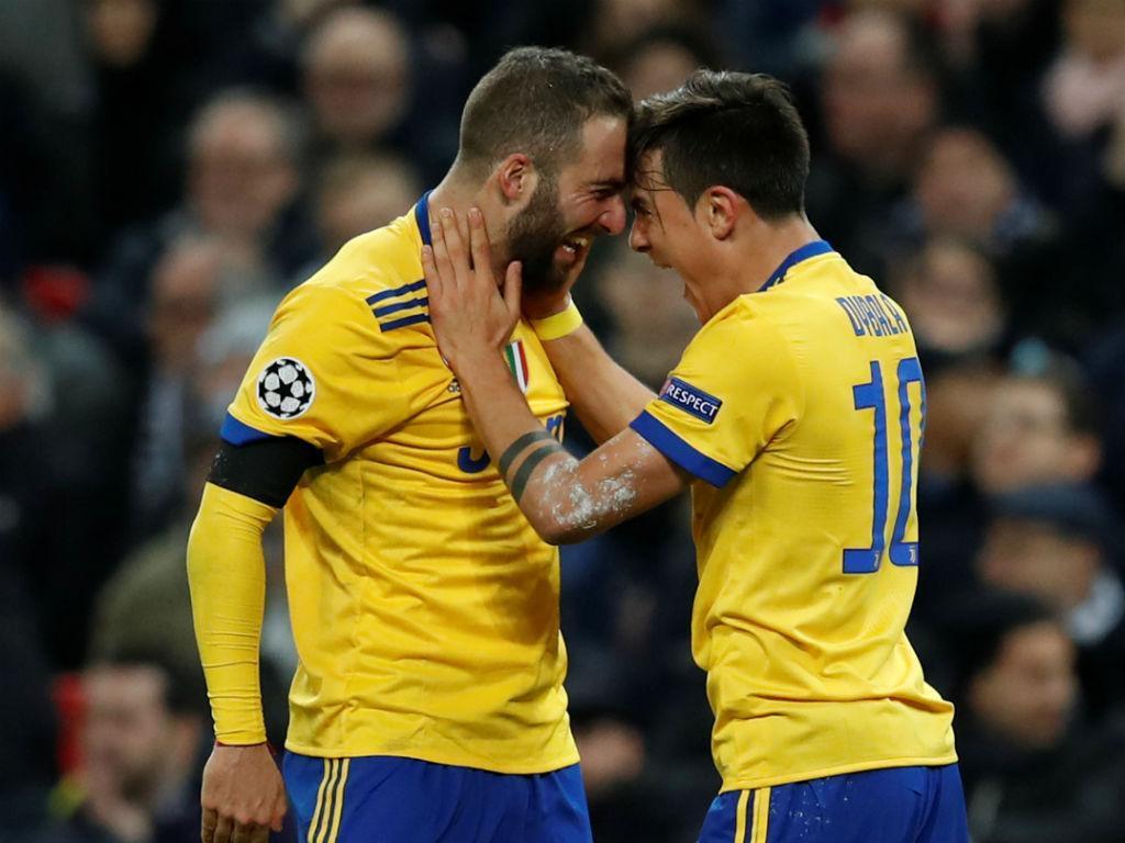 Tottenham-Juventus (Eddie Keogh/Reuters)