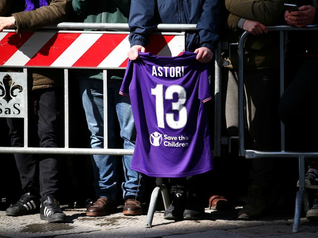 Funeral Davide Astori (Reuters)