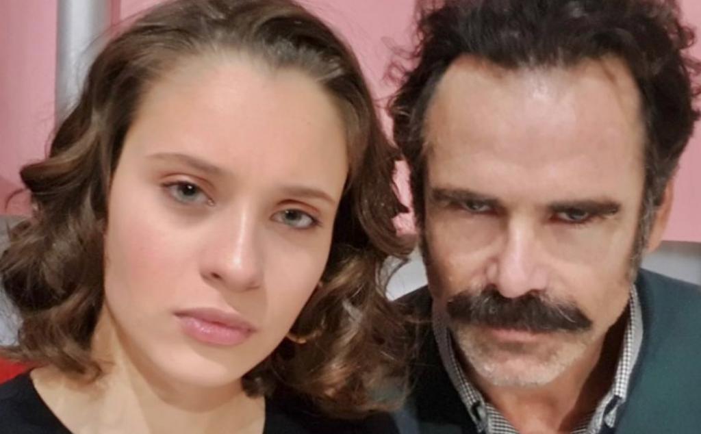 Pedro Lima e Daniela Melchior