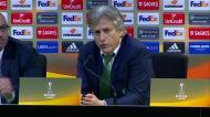 «Não vamos desvalorizar as coisas boas do futebol português»