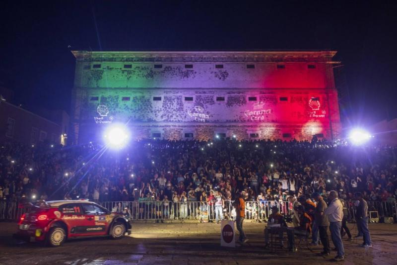 Rali do México 2018