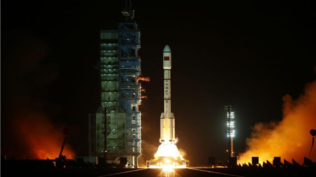 Tiangong-1 foi lançado em 2011