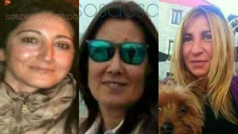 Mulheres desaparecidas em Espanha