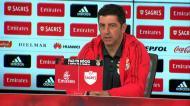 «Há muito tempo que o futebol português está em ebulição. Temos preparação»