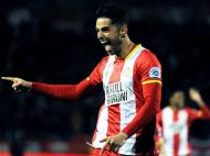 Girona vence Deportivo (Lusa)