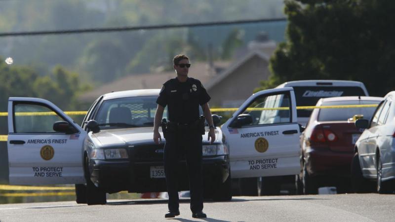 Polícia - Califórnia (arquivo)