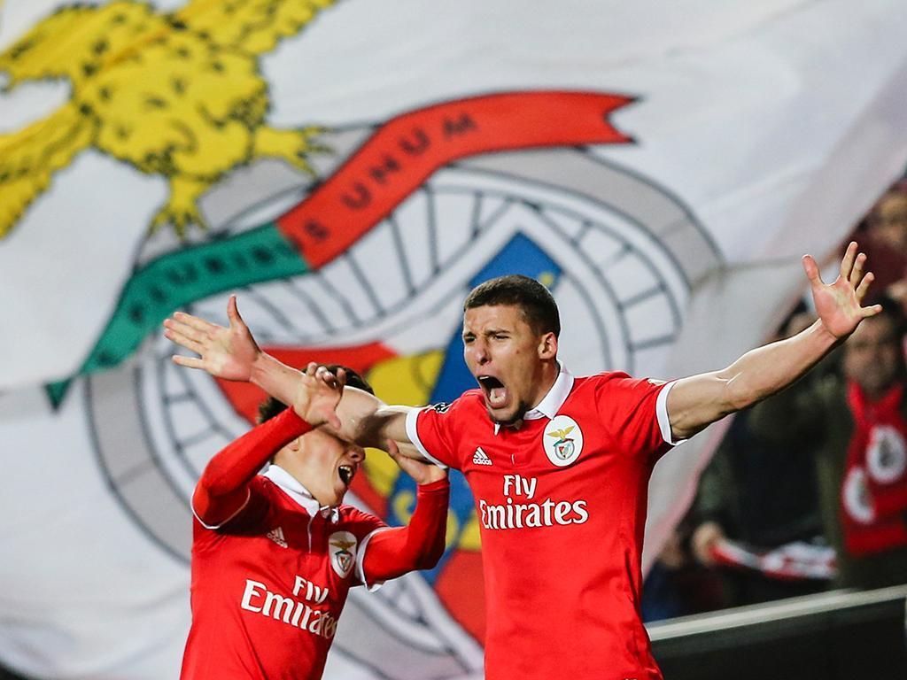 Benfica-Desp. Aves (Lusa)