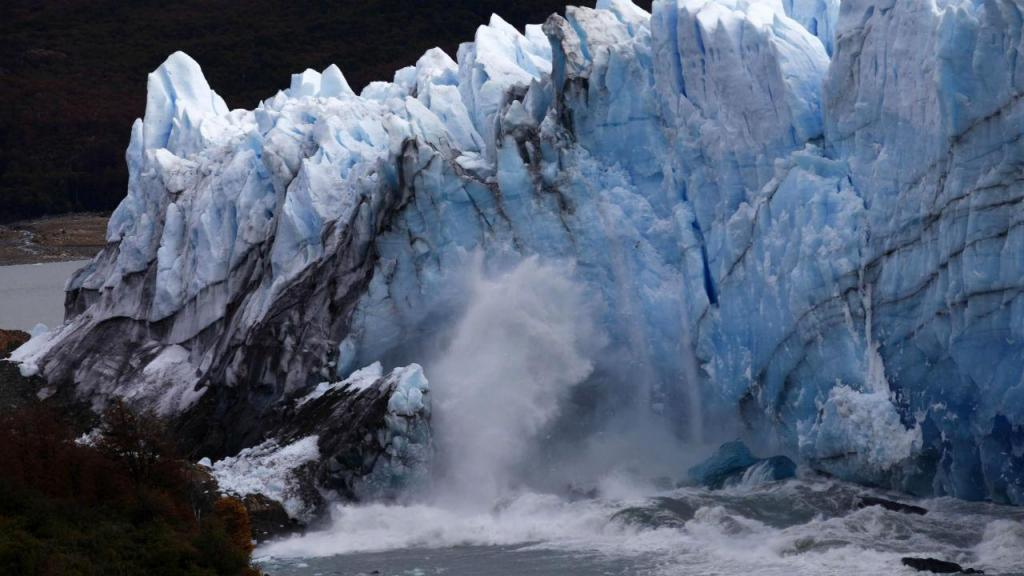 Glaciar Perito Moreno, na Patagónia