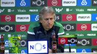 «Matheus Pereira vai ser jogador do Sporting no futuro»