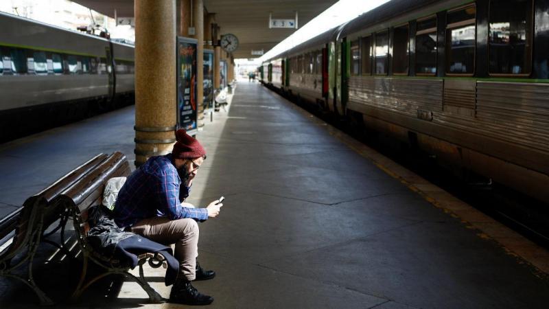 Estação de Santa Apolónia