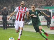 Werder Bremen-Colónia (Lusa)