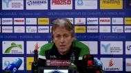 «Bas Dost? Mais nenhum avançado do Sporting faz aquele primeiro golo»