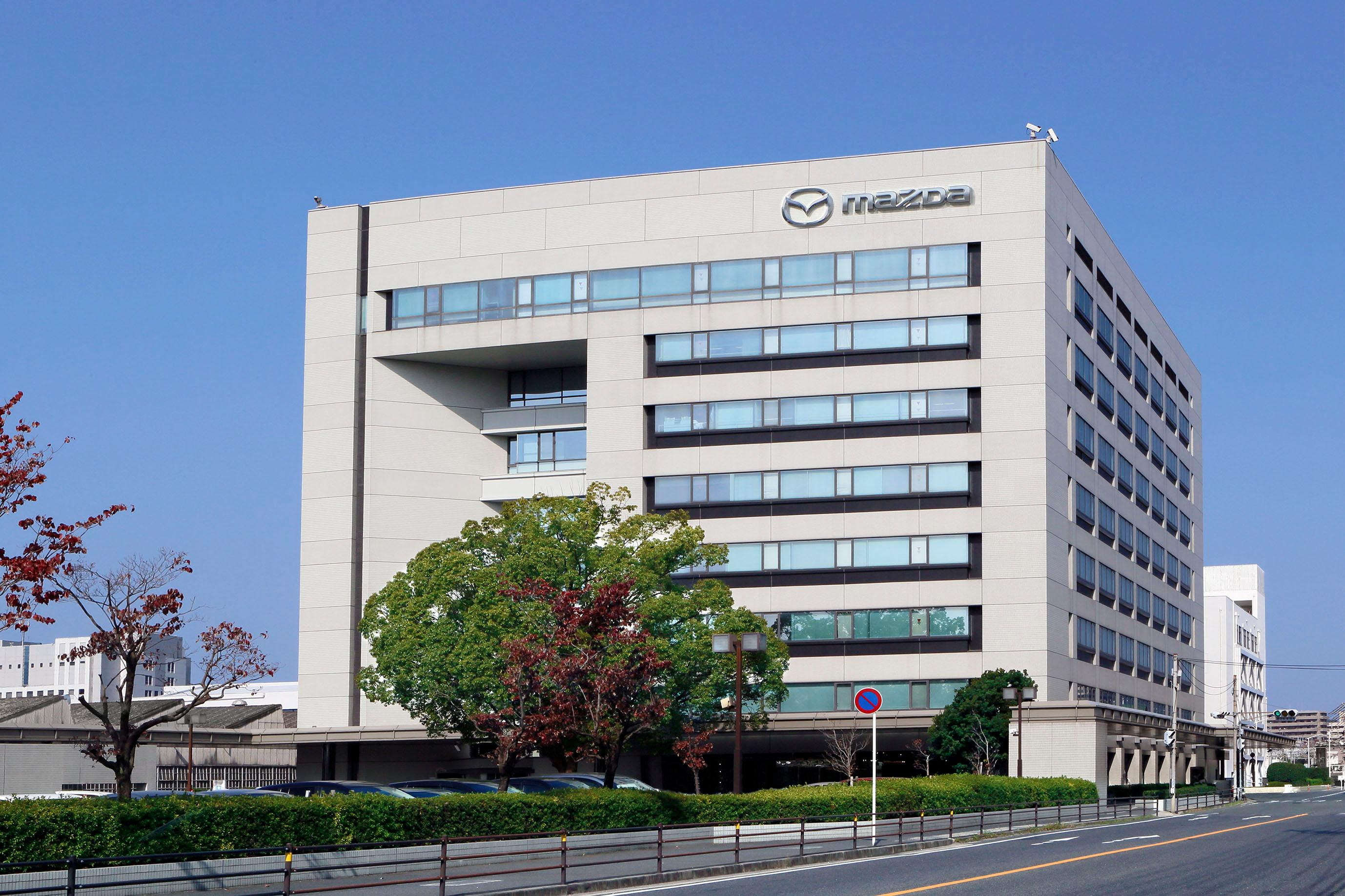 Edifício Mazda