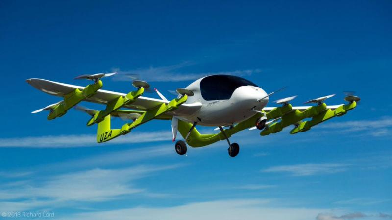 Cora - flying taxi