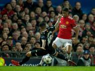 Manchester United-Sevilha (EPA)