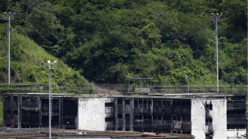 Prisão El Rodeo - Venezuela (arquivo)